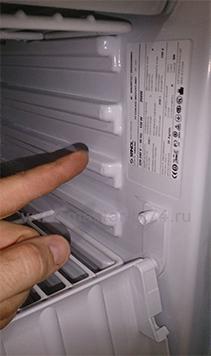технические данные холодильника